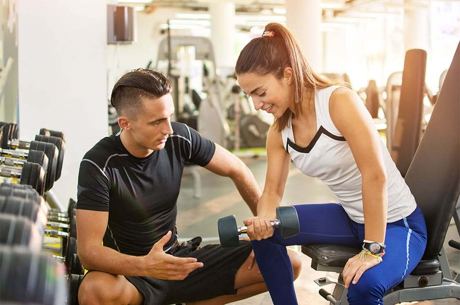 Get to know our Personal Trainers