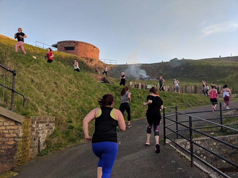 Fort Fit Run