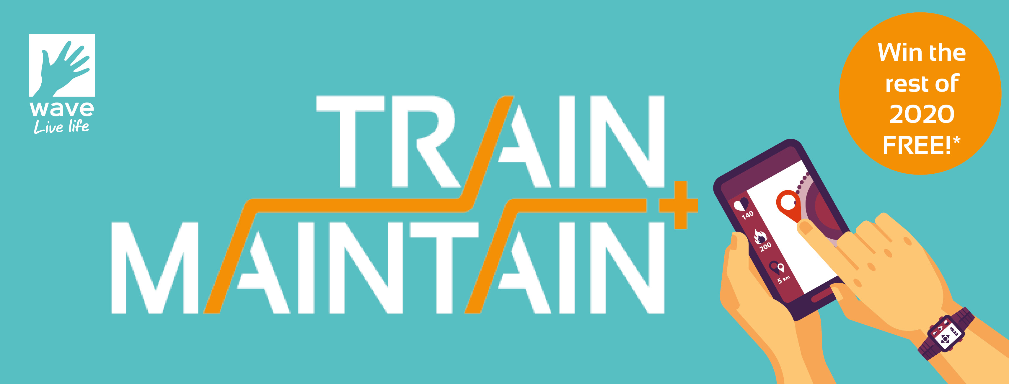 train and maintain cover