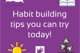 Need help creating healthy habits? Take a look at our advice...