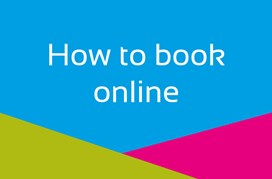 How to book activities online