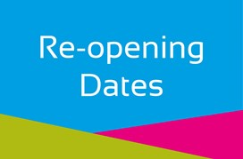 Your Questions Answered: Centre Re-opening Dates