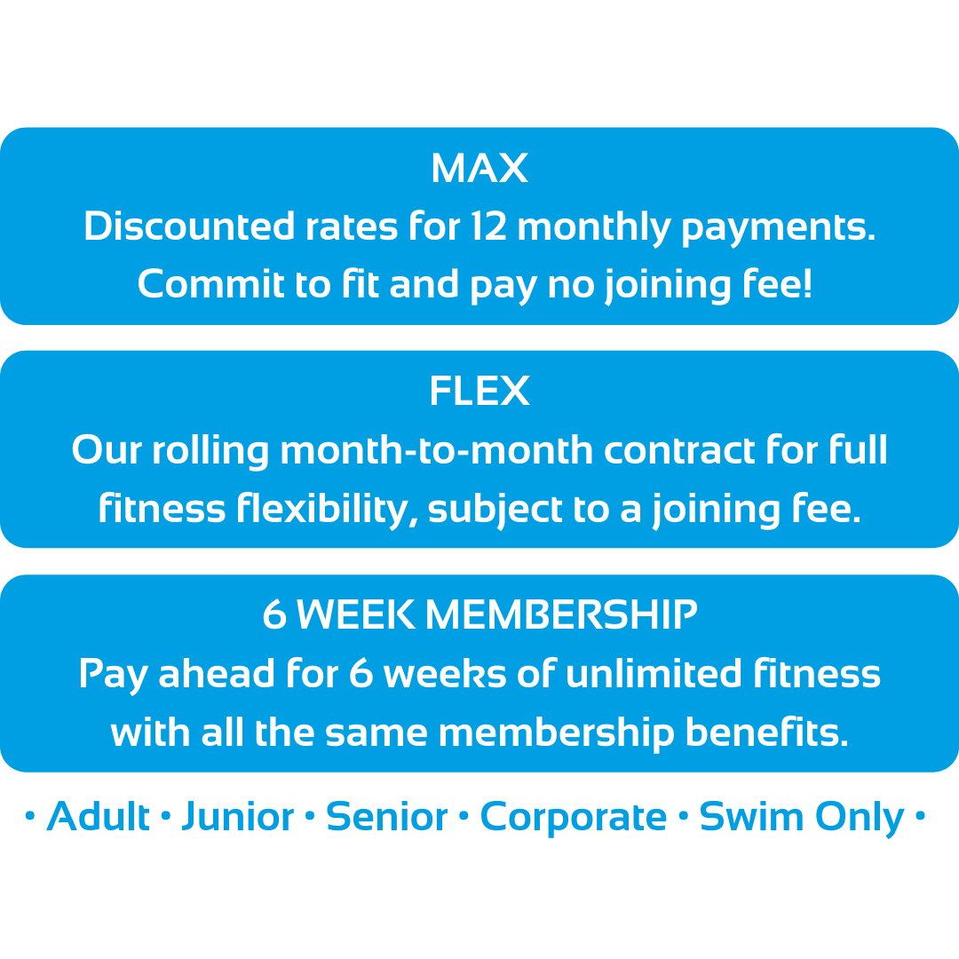 membership options. text version available on memberships page